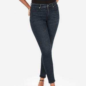 Express Perfect Curves High Rise Jeans